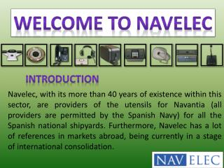 Navelec - Civil Product Suplier