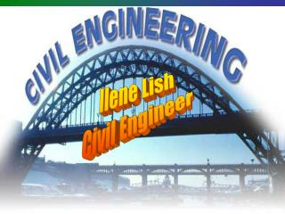 Ilene Lish Civil Engineer