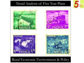 Rural Economic Environment & Policy