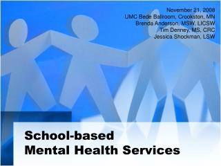 School-based Mental Health Services