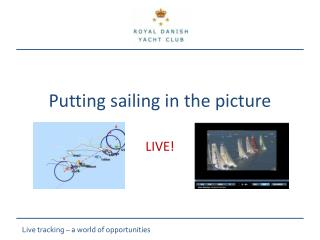 Putting sailing in the picture