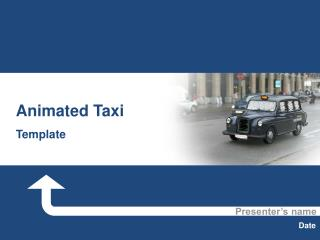 Animated Taxi