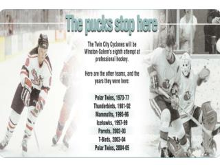 Twin City Cyclones Tickets