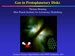 Gas in  Protoplanetary  Disks