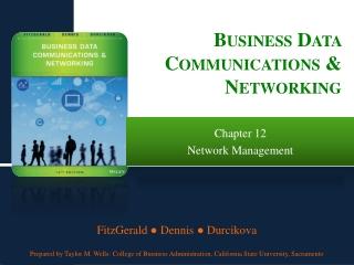 Business Data Communications & Networking