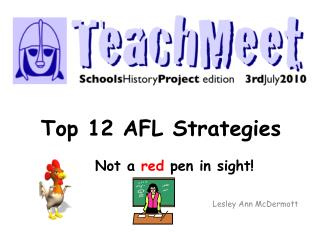 Top 12 AFL Strategies