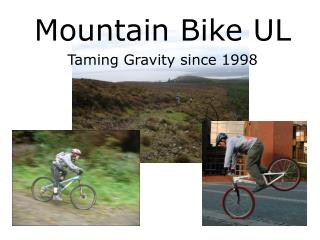 Mountain Bike UL