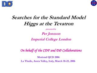Searches for the Standard Model Higgs at the Tevatron