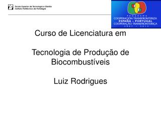 Luiz Rodrigues – ESTG do IPP