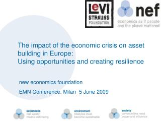 The impact of the economic crisis on asset building in Europe: