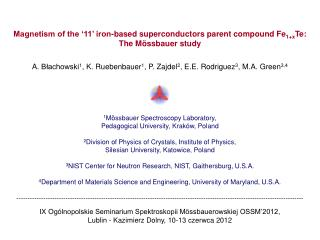 Magnetism of the '11' iron-based superconductors parent compound Fe 1+x Te:  The Mössbauer study
