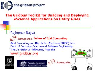 The Gridbus Toolkit for Building and Deploying eScience Applications on Utility Grids
