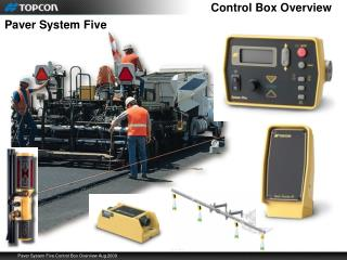 Control Box Overview