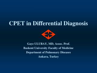 CPET in Differential Diagnosis