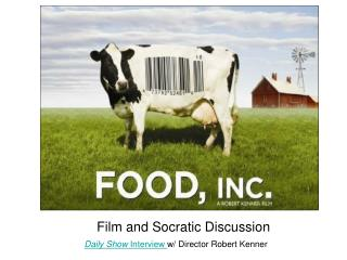 Film and Socratic Discussion
