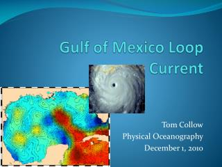Gulf of Mexico Loop Current