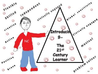 Introducing… The 21 st Century Learner
