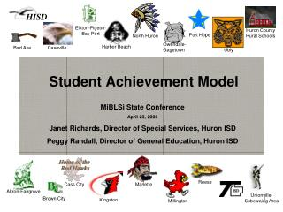 Student Achievement Model