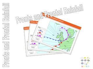 Fronts and Frontal Rainfall