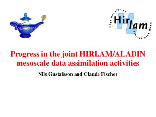 Progress in the joint HIRLAM/ALADIN mesoscale data assimilation activities