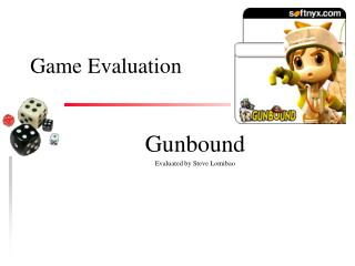 Game Evaluation
