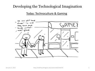 Developing the Technological Imagination