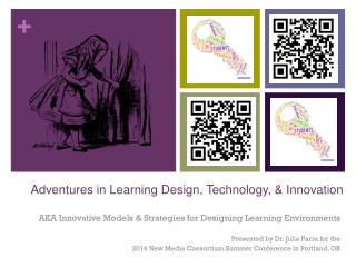 Adventures in Learning Design, Technology, & Innovation