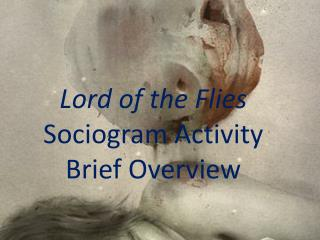Lord of the Flies  Sociogram Activity Brief Overview
