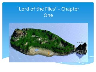 'Lord of the Flies' – Chapter One