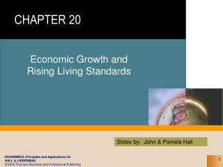 Economic Growth and Rising Living Standards