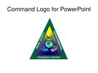 Command Logo for PowerPoint