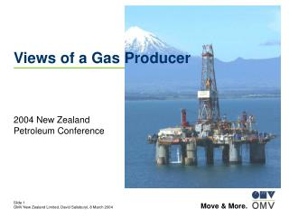 Views of a Gas Producer