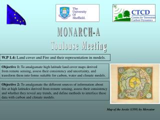 MONARCH-A Toulouse Meeting