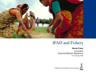 IFAD and Fishery