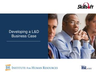 Developing a L&D Business Case