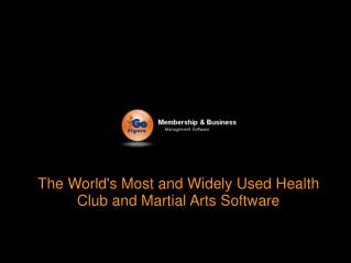 iGoKarateSoftware.com - Karate & Martial Arts Management