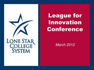 League for Innovation Conference