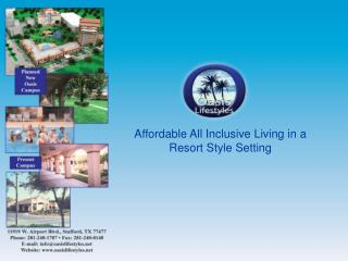 OasisLifestyles.net - Senior Assisted Living Houston