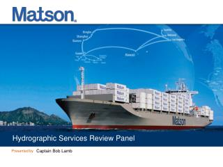 Hydrographic Services Review Panel