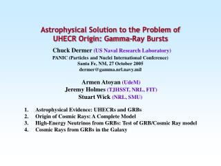 Astrophysical Evidence: UHECRs and GRBs Origin of Cosmic Rays: A Complete Model