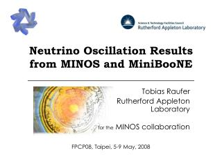 Neutrino Oscillation Results from MINOS and MiniBooNE