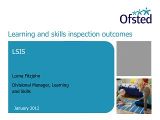 Learning and skills inspection outcomes