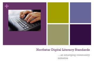 Northstar Digital Literacy Standards