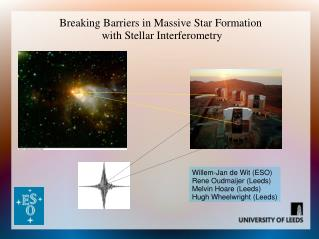 Breaking Barriers in Massive Star Formation  with Stellar Interferometry