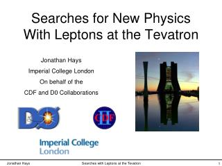 Searches for New Physics With Leptons at the Tevatron
