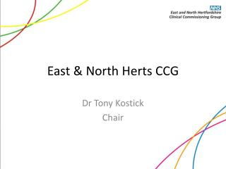East & North Herts CCG