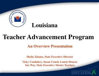 Louisiana  Teacher Advancement Program