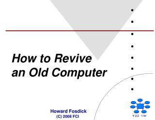 How to Revive an Old Computer