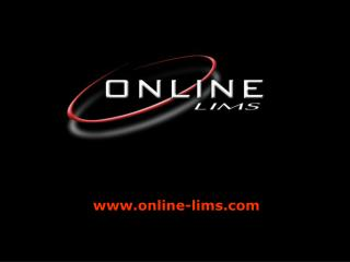 online-lims