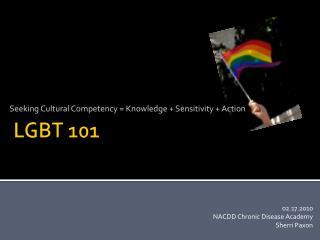 LGBT 101